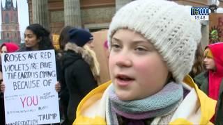 Greta Thunberg e la candidatura al Nobel pace