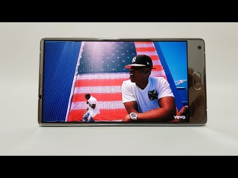 Doogee Mix Silver Edition Unboxing+Hands On