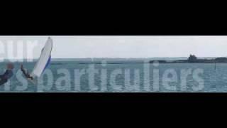 Animation Flash (Ecole de voile océane Saint philibert)