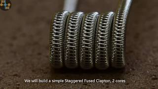 Staggered Fused Clapton
