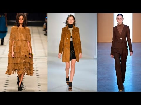 How to Style the Fall 2015 Fashion Trend: The 70s