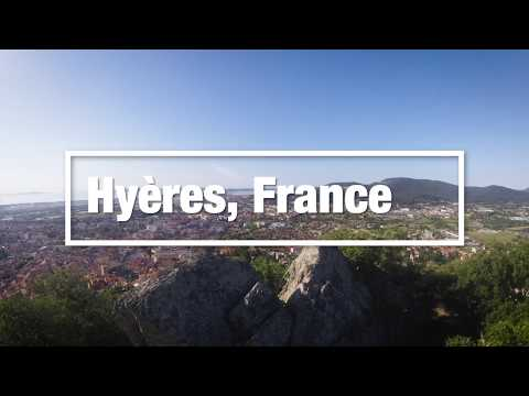 City Walks: Hyeres, France