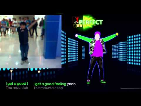 Good Feeling - Flo Rida - Just Dance 4 Demo