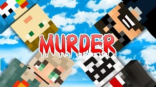 A HUGE UPDATE?! | Minecraft Murder Mystery 4 man team! thumbnail