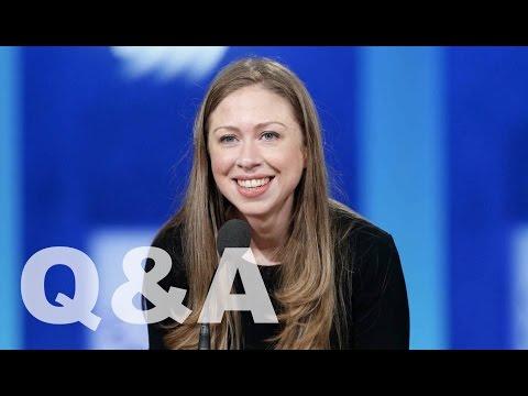 Should Chelsea Clinton Run For Congress? | Candid Q&A