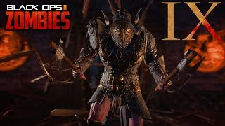 OFFICIAL BO4 ZOMBIES 'IX' GAMEPLAY TRAILER! (1080p HD)