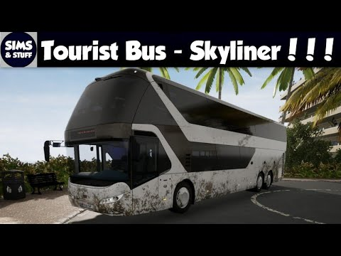 Tourist Bus Simulator - Its Skyliner Time!