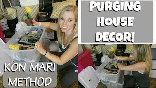 ✨Konmari Method: Komono Decor | Decluttering House Decor✨