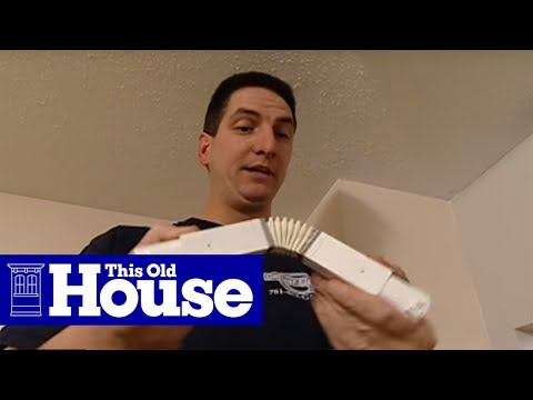 How to install track lighting this old house youtube for Old house tracks