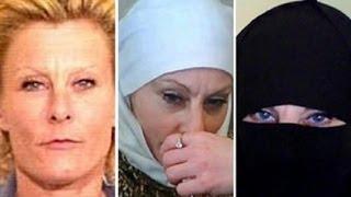 حوار رائع بين فتاة مسلمة و أجنبية حول الإسلام