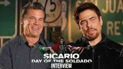 'Sicario: Day of the Soldado' Interview