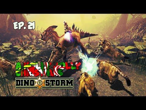 "Dino Storm: Ep. 21 -  ""A Holly Jolly Christmas"""