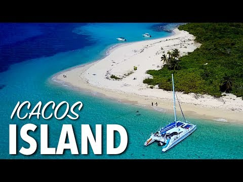 BEST BEACH IN PUERTO RICO | Icacos Island