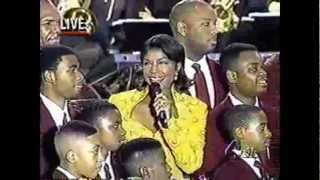 #nowwatching @NatalieCole LIVE - Our Love
