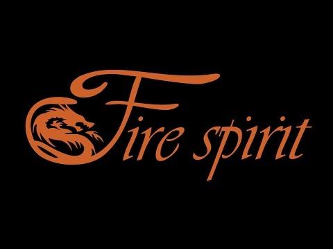 Видео: Пиксельное шоу от театра огня Fire Spirit