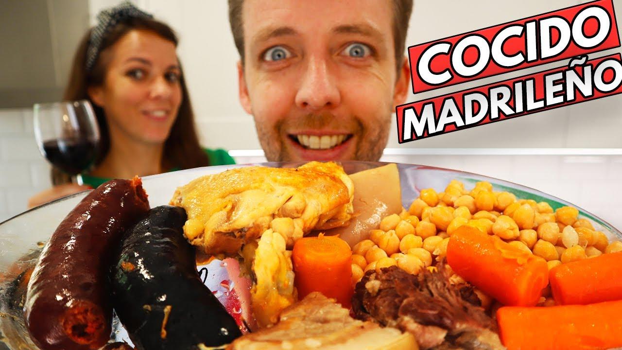 We make Spain's heartiest stew | Cocido Madrileño recipe