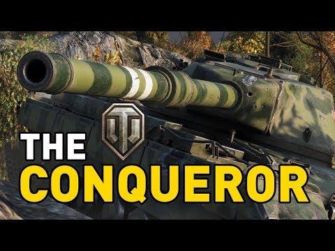 World of Tanks || The Conqueror