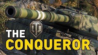 World of Tanks The Conqueror