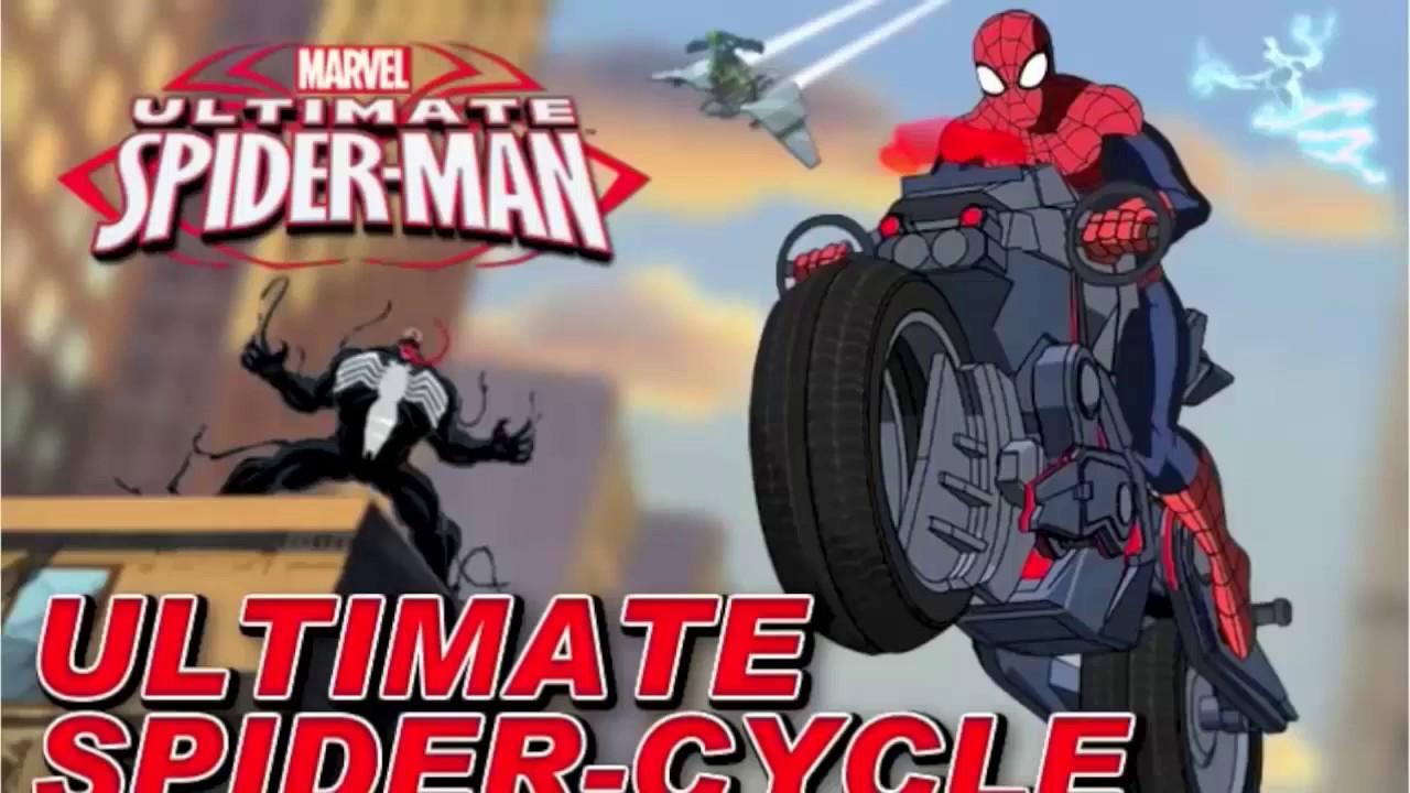 Человек паук против Венома - YouTube