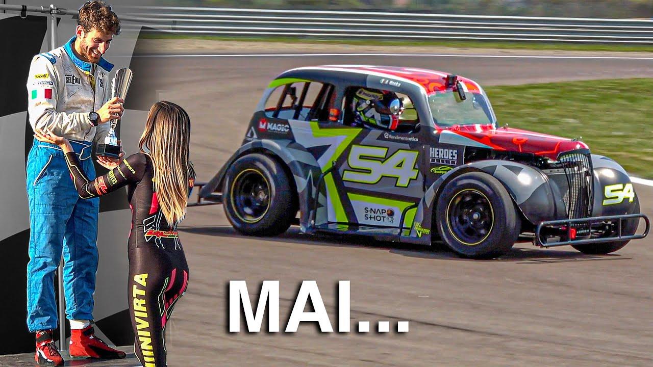 VI SVELO UN SEGRETO. NON HO MAI... - Racing Is Life Legends 2021 Ep.6