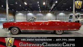 1966 Pontiac Bonneville Convertibe- Gateway Classic Cars Orlando -99 ORD