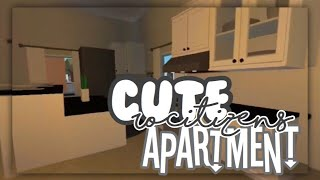 CUTE ROCITIZENS APARTMENT | Roblox Speedbuild
