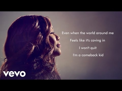 Mandisa - Comeback