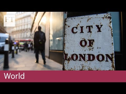 City of London divided over Brexit