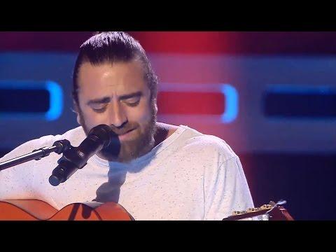 Carlos de Pepa: 'Lágrimas Negras' - Audiciones a Ciegas - La Voz 2016