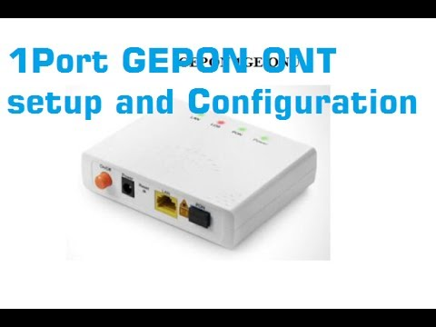 Gepon Technology Pdf