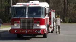 """Air Force Introduces New """"Green"""" Fire Trucks"""