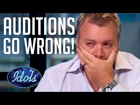 Auditions Gone Wrong! Idols Global Vol. 1