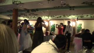 Видео Свадьба шарики