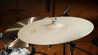 "Meinl Cymbals B22SACR Byzance 22"" Vintage Sand Crash-Ride Cymbal (Crash Application)"