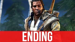 ASSASSIN'S CREED 3 REMASTERED ENDING Gameplay Part 15 - ENDING / EPILOGUE / SEQUENCE 12