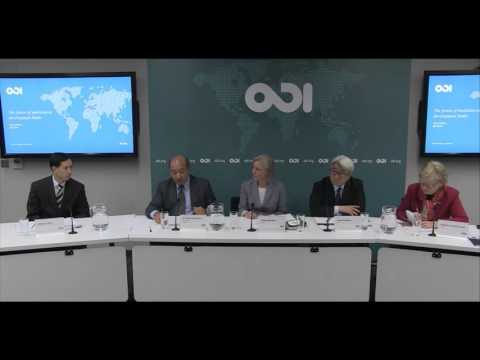 The future of multilateral development banks - Panel Discussion