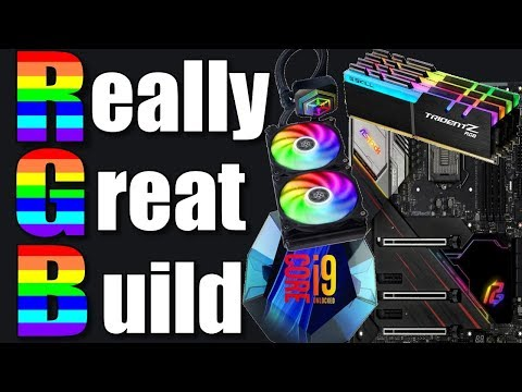 LIVE - BeQuiet Pure Base 500, i9-9900, SilverStone PF240 liquid cooler, G.Skill TridentZ, Intel 660p