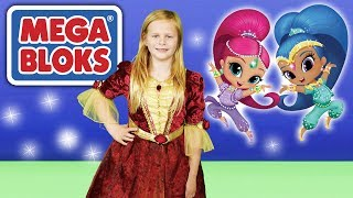 SHIMMER & SHINE + BOOTSIE BERRY + ASSISTANT  Unboxing Playsets + Mermaid Shimmer + Magic