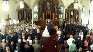 The Classic-Vintage Wedding Video of Daniel & Caitlin Parker ~ October 27, 2012, Minnesota, USA