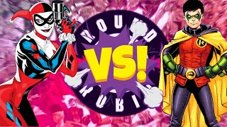 The End To DC Comics Round Robin in HERE FINAL ROUND