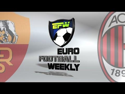 Roma vs ac milan 25.04.14   serie a football match preview 2014