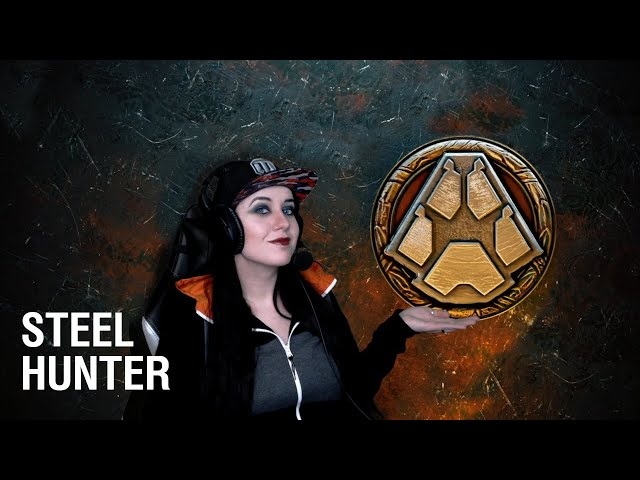 Steel Hunter stream with Germia 14/04/21