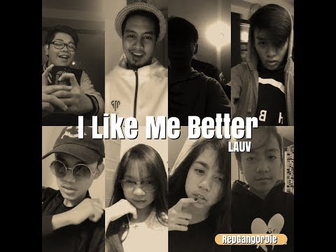 LAUV - I Like Me Better [RepGangOrDie Musical.ly Cover]