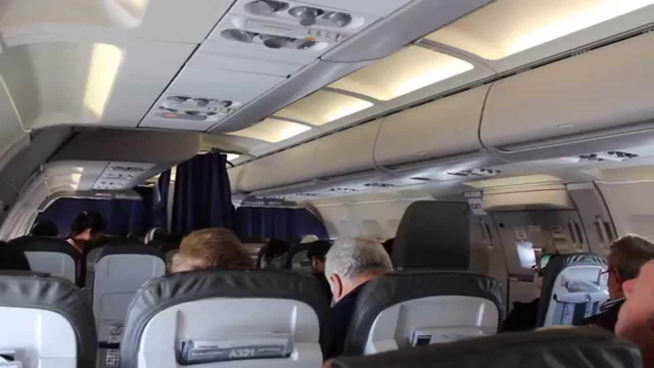 Lufthansa Airbus A321 Interior Youtube