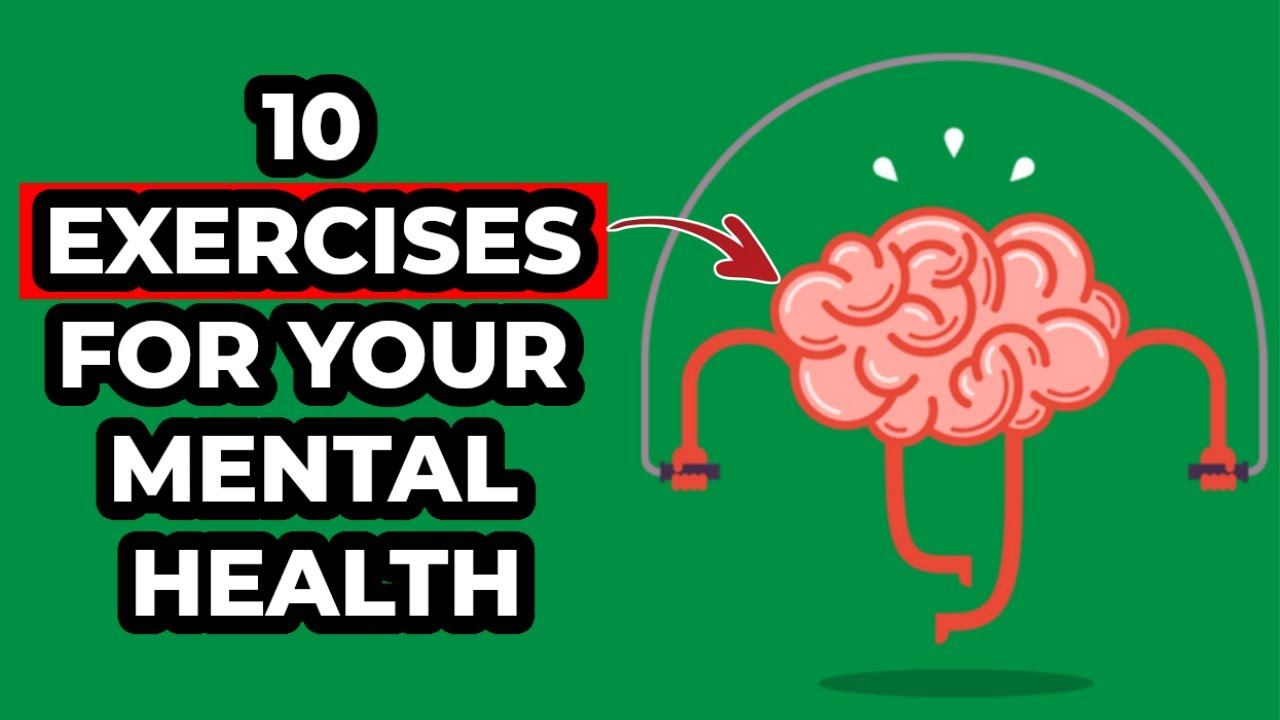 10 Ways You Can Improve Your Mental Health🧠