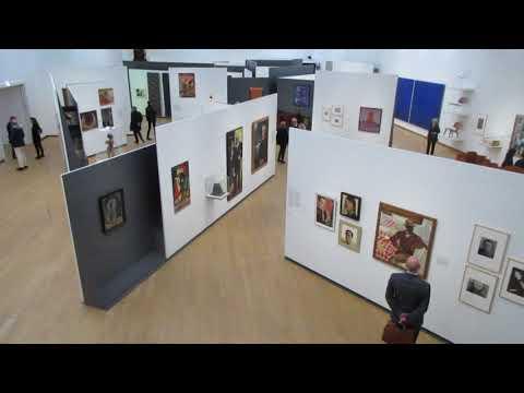Stedelijk Museum BASE Amsterdam, quick walkaround