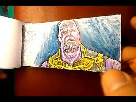Infinity War - Flipbook