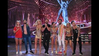 Showmatch - Programa 12/12/17