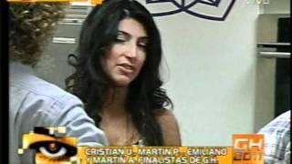 GH 2011   LOS 4 FINALISTAS Y LA SALIDA DE SOLANGE 1