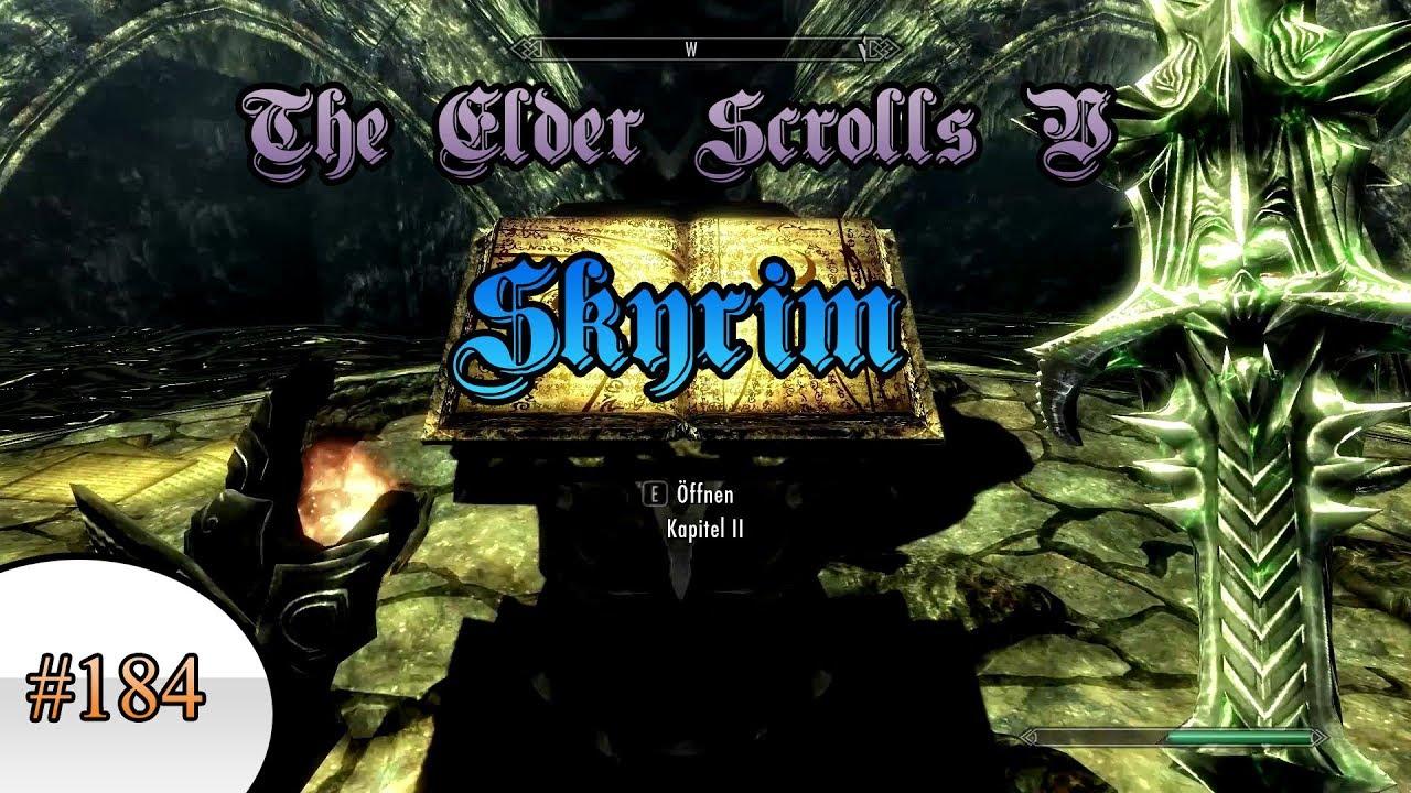 Skyrim #184 - Ich brauche TRÄNKE - YouTube
